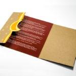 Печать нестандартных буклетов