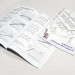 Брошюры и каталоги на термоклее